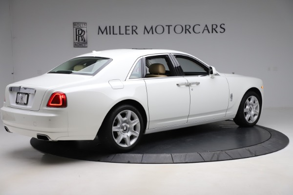 Used 2015 Rolls-Royce Ghost for sale $166,900 at Maserati of Westport in Westport CT 06880 9