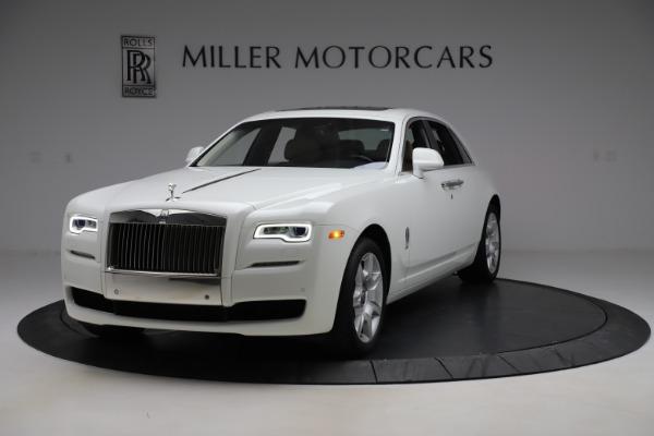 Used 2015 Rolls-Royce Ghost for sale $166,900 at Maserati of Westport in Westport CT 06880 1