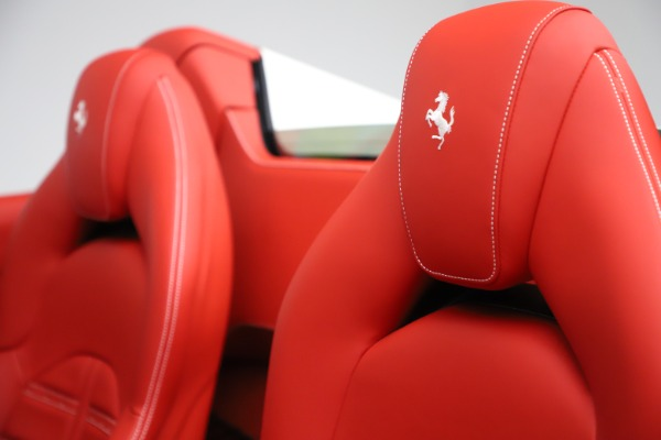 Used 2018 Ferrari 488 Spider for sale Sold at Maserati of Westport in Westport CT 06880 27