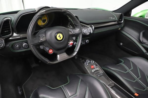 Used 2015 Ferrari 458 Spider for sale Sold at Maserati of Westport in Westport CT 06880 19