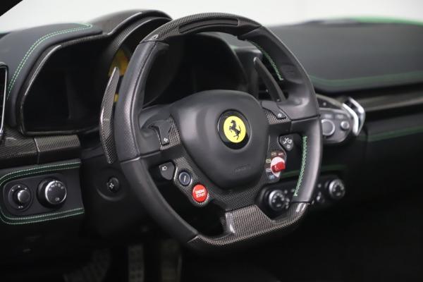 Used 2015 Ferrari 458 Spider for sale Sold at Maserati of Westport in Westport CT 06880 26