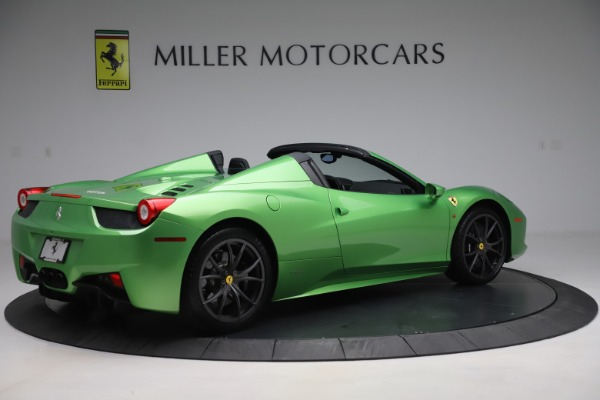 Used 2015 Ferrari 458 Spider for sale Sold at Maserati of Westport in Westport CT 06880 8