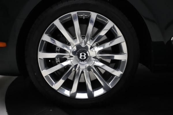 New 2020 Bentley Mulsanne for sale Sold at Maserati of Westport in Westport CT 06880 15