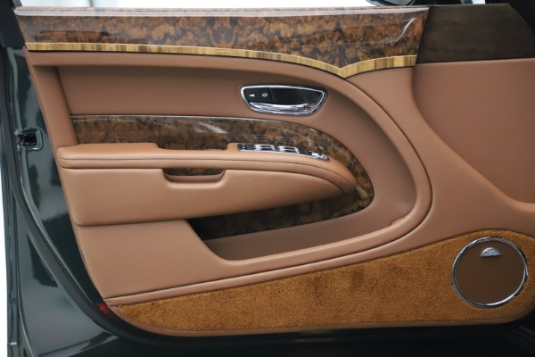 New 2020 Bentley Mulsanne for sale Sold at Maserati of Westport in Westport CT 06880 16