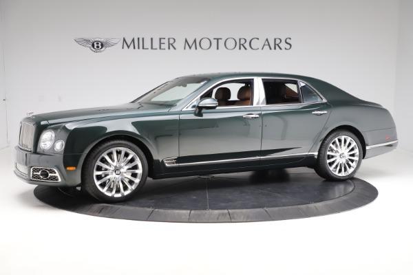 New 2020 Bentley Mulsanne for sale $381,665 at Maserati of Westport in Westport CT 06880 2