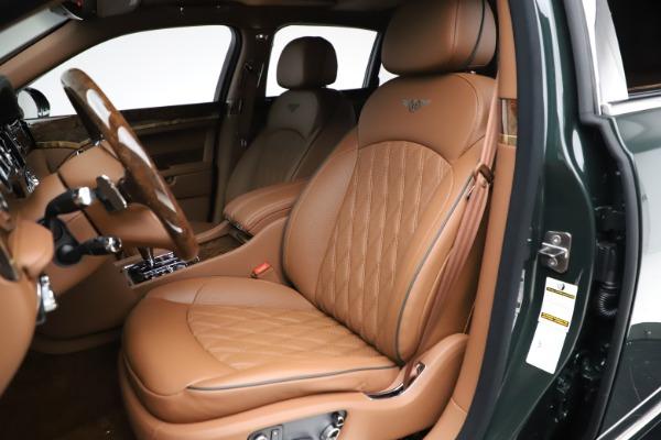 New 2020 Bentley Mulsanne for sale Sold at Maserati of Westport in Westport CT 06880 20