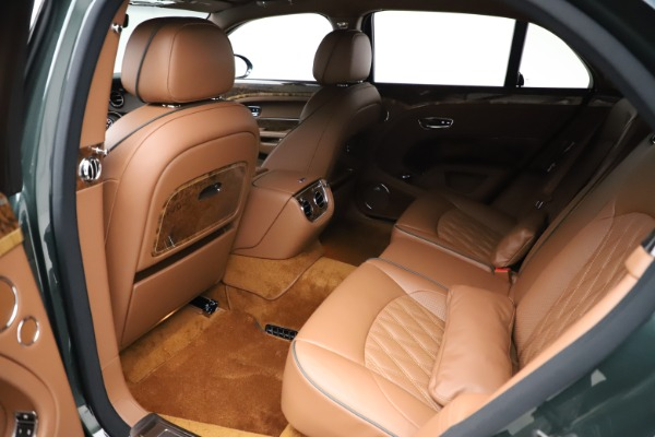 New 2020 Bentley Mulsanne for sale Sold at Maserati of Westport in Westport CT 06880 22