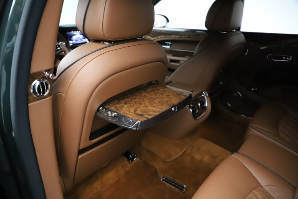 New 2020 Bentley Mulsanne for sale Sold at Maserati of Westport in Westport CT 06880 24