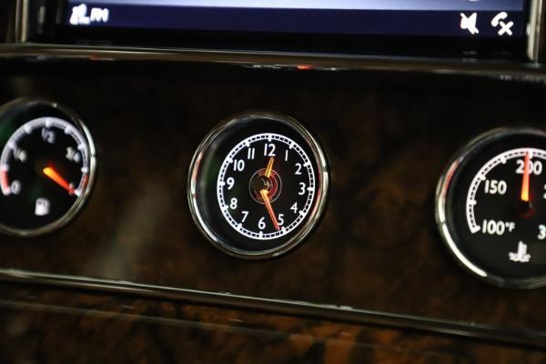 New 2020 Bentley Mulsanne for sale Sold at Maserati of Westport in Westport CT 06880 25