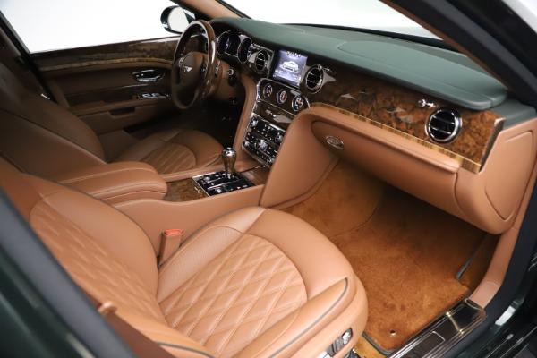 New 2020 Bentley Mulsanne for sale Sold at Maserati of Westport in Westport CT 06880 27