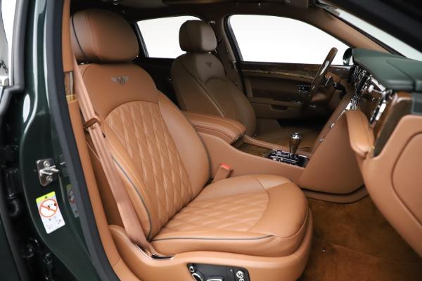 New 2020 Bentley Mulsanne for sale Sold at Maserati of Westport in Westport CT 06880 28