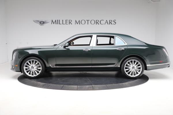 New 2020 Bentley Mulsanne for sale $381,665 at Maserati of Westport in Westport CT 06880 3