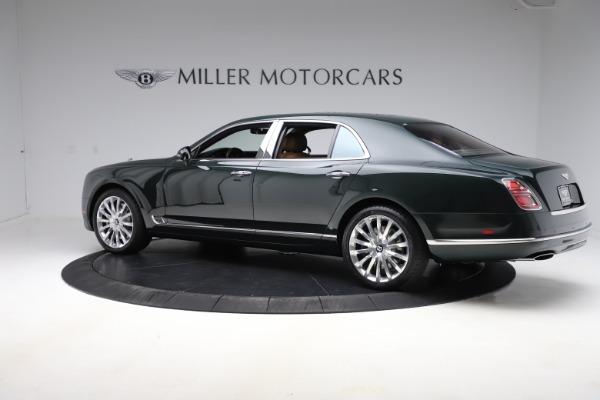 New 2020 Bentley Mulsanne for sale $381,665 at Maserati of Westport in Westport CT 06880 4
