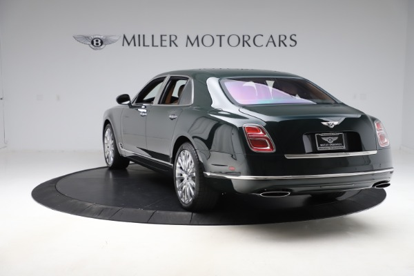 New 2020 Bentley Mulsanne for sale $381,665 at Maserati of Westport in Westport CT 06880 5