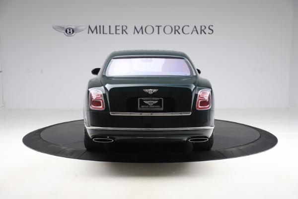 New 2020 Bentley Mulsanne for sale $381,665 at Maserati of Westport in Westport CT 06880 6