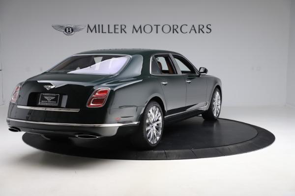 New 2020 Bentley Mulsanne for sale $381,665 at Maserati of Westport in Westport CT 06880 7