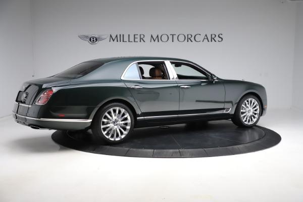 New 2020 Bentley Mulsanne for sale $381,665 at Maserati of Westport in Westport CT 06880 8