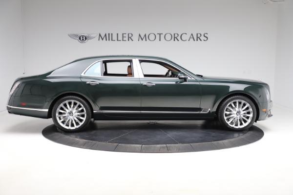 New 2020 Bentley Mulsanne for sale $381,665 at Maserati of Westport in Westport CT 06880 9