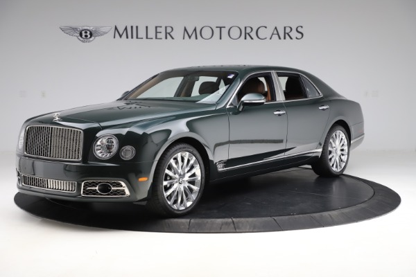 New 2020 Bentley Mulsanne for sale $381,665 at Maserati of Westport in Westport CT 06880 1
