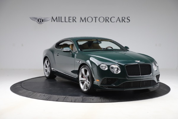 Used 2017 Bentley Continental GT V8 S for sale $135,900 at Maserati of Westport in Westport CT 06880 11