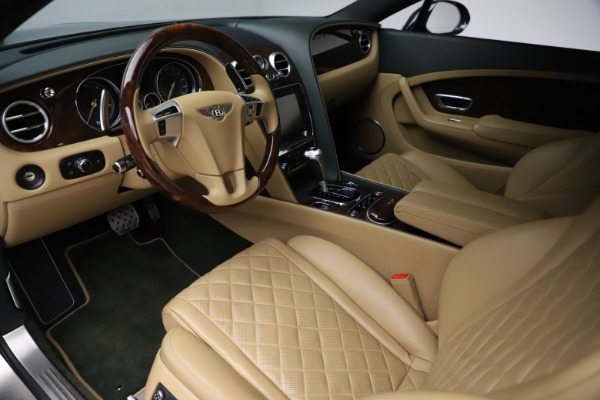 Used 2017 Bentley Continental GT V8 S for sale $139,900 at Maserati of Westport in Westport CT 06880 17