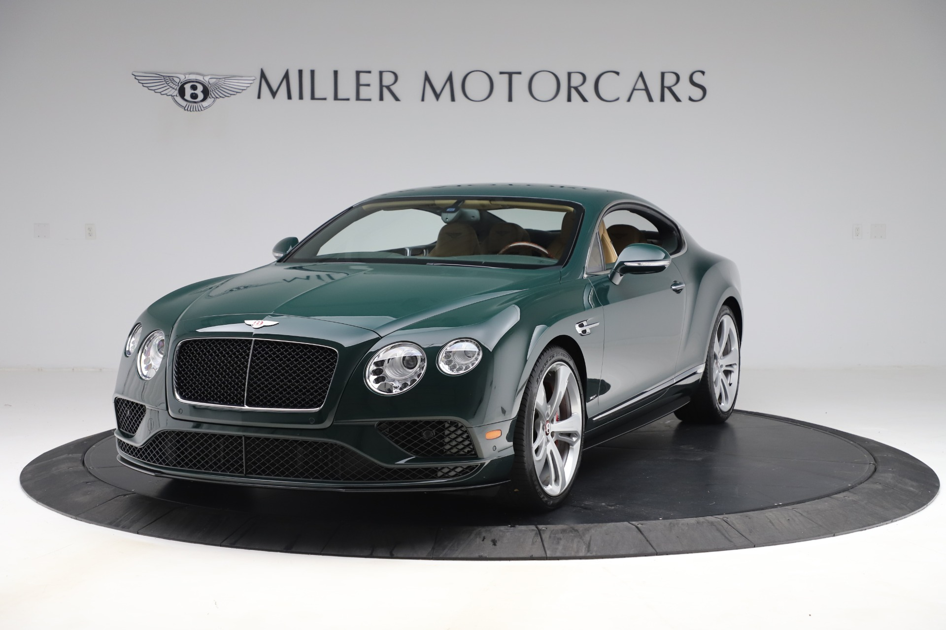 Used 2017 Bentley Continental GT V8 S for sale $135,900 at Maserati of Westport in Westport CT 06880 1