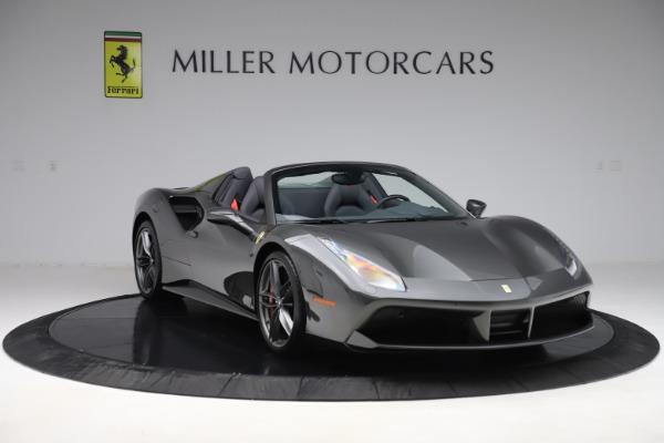 Used 2018 Ferrari 488 Spider for sale Sold at Maserati of Westport in Westport CT 06880 11
