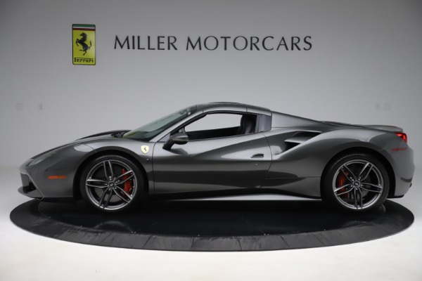 Used 2018 Ferrari 488 Spider for sale Sold at Maserati of Westport in Westport CT 06880 14