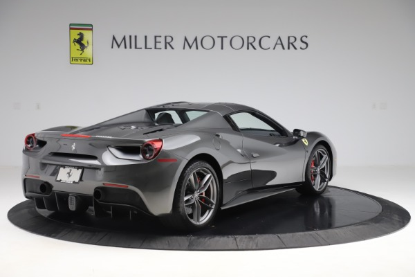 Used 2018 Ferrari 488 Spider for sale Sold at Maserati of Westport in Westport CT 06880 16