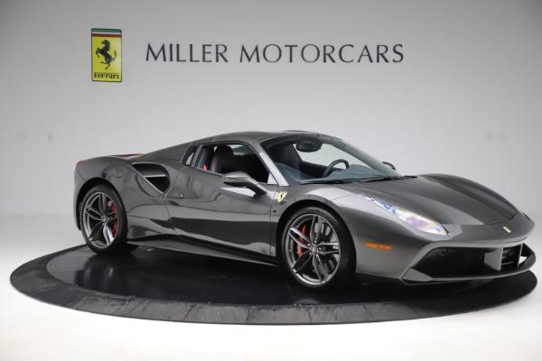 Used 2018 Ferrari 488 Spider for sale Sold at Maserati of Westport in Westport CT 06880 17