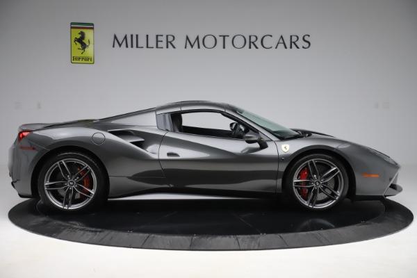 Used 2018 Ferrari 488 Spider for sale Sold at Maserati of Westport in Westport CT 06880 18