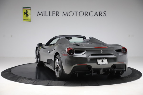 Used 2018 Ferrari 488 Spider for sale Sold at Maserati of Westport in Westport CT 06880 5