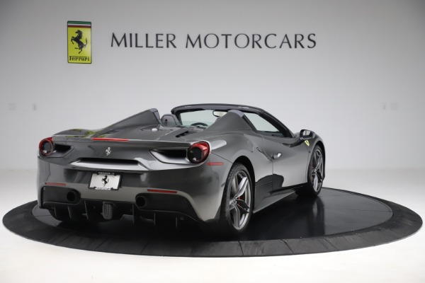 Used 2018 Ferrari 488 Spider for sale Sold at Maserati of Westport in Westport CT 06880 7