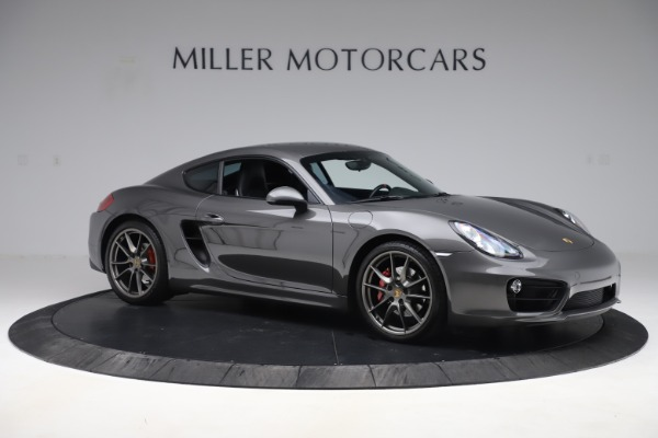 Used 2015 Porsche Cayman S for sale Sold at Maserati of Westport in Westport CT 06880 10