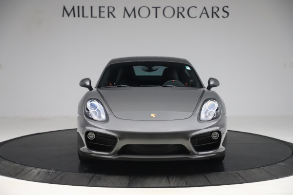 Used 2015 Porsche Cayman S for sale Sold at Maserati of Westport in Westport CT 06880 12