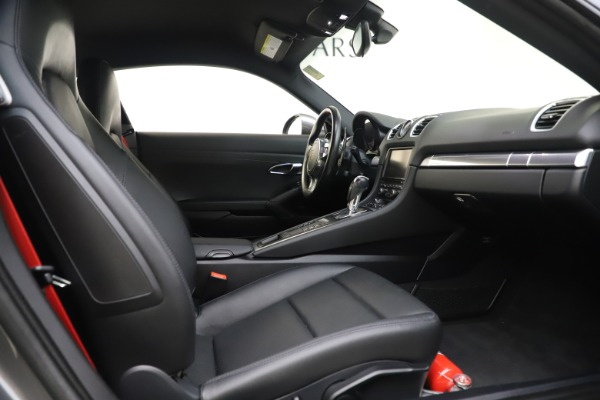 Used 2015 Porsche Cayman S for sale Sold at Maserati of Westport in Westport CT 06880 19