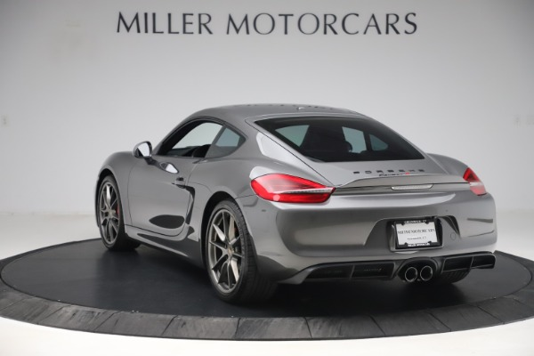 Used 2015 Porsche Cayman S for sale Sold at Maserati of Westport in Westport CT 06880 5