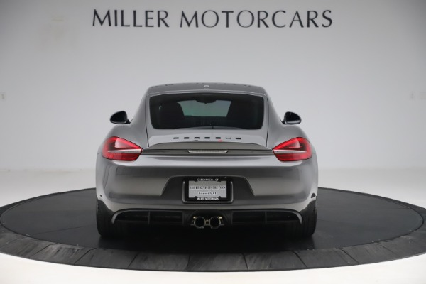 Used 2015 Porsche Cayman S for sale Sold at Maserati of Westport in Westport CT 06880 6