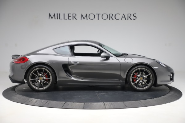 Used 2015 Porsche Cayman S for sale Sold at Maserati of Westport in Westport CT 06880 9