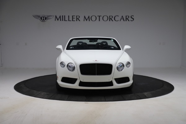 Used 2015 Bentley Continental GTC V8 for sale $119,900 at Maserati of Westport in Westport CT 06880 12