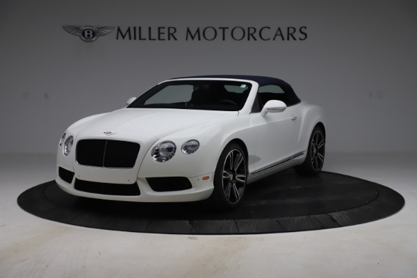 Used 2015 Bentley Continental GTC V8 for sale $119,900 at Maserati of Westport in Westport CT 06880 13