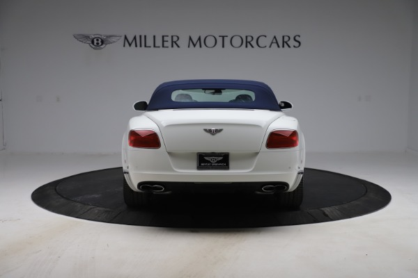 Used 2015 Bentley Continental GTC V8 for sale $119,900 at Maserati of Westport in Westport CT 06880 16