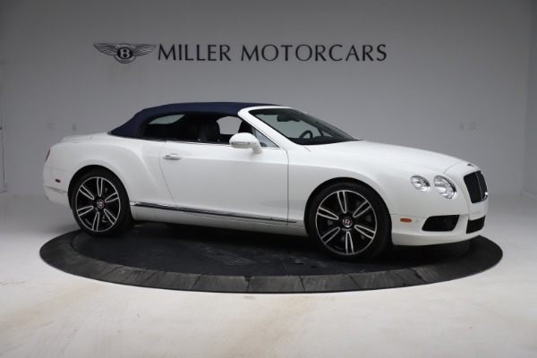 Used 2015 Bentley Continental GTC V8 for sale $119,900 at Maserati of Westport in Westport CT 06880 19