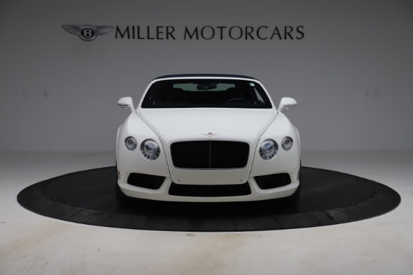 Used 2015 Bentley Continental GTC V8 for sale $119,900 at Maserati of Westport in Westport CT 06880 20