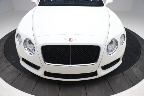 Used 2015 Bentley Continental GTC V8 for sale $119,900 at Maserati of Westport in Westport CT 06880 21