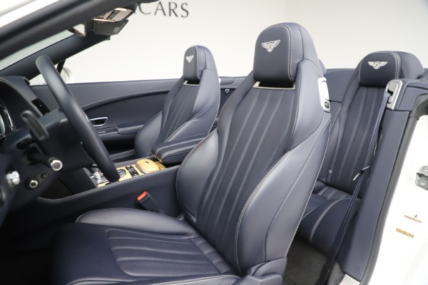 Used 2015 Bentley Continental GTC V8 for sale $119,900 at Maserati of Westport in Westport CT 06880 27