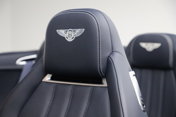 Used 2015 Bentley Continental GTC V8 for sale $119,900 at Maserati of Westport in Westport CT 06880 28