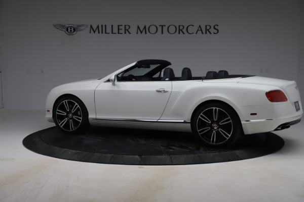 Used 2015 Bentley Continental GTC V8 for sale $119,900 at Maserati of Westport in Westport CT 06880 4