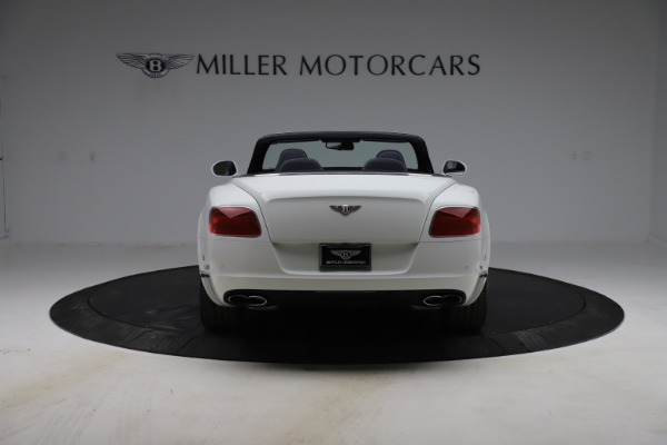 Used 2015 Bentley Continental GTC V8 for sale $119,900 at Maserati of Westport in Westport CT 06880 6