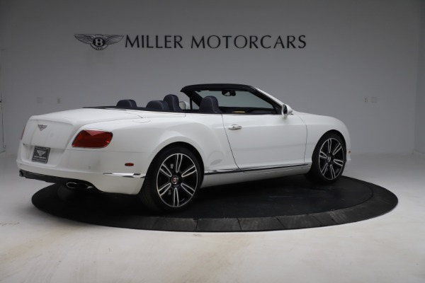 Used 2015 Bentley Continental GTC V8 for sale $119,900 at Maserati of Westport in Westport CT 06880 8